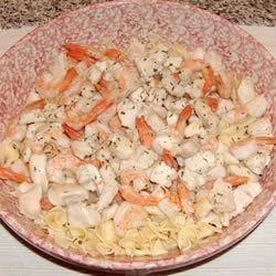 Chicken and Shrimp