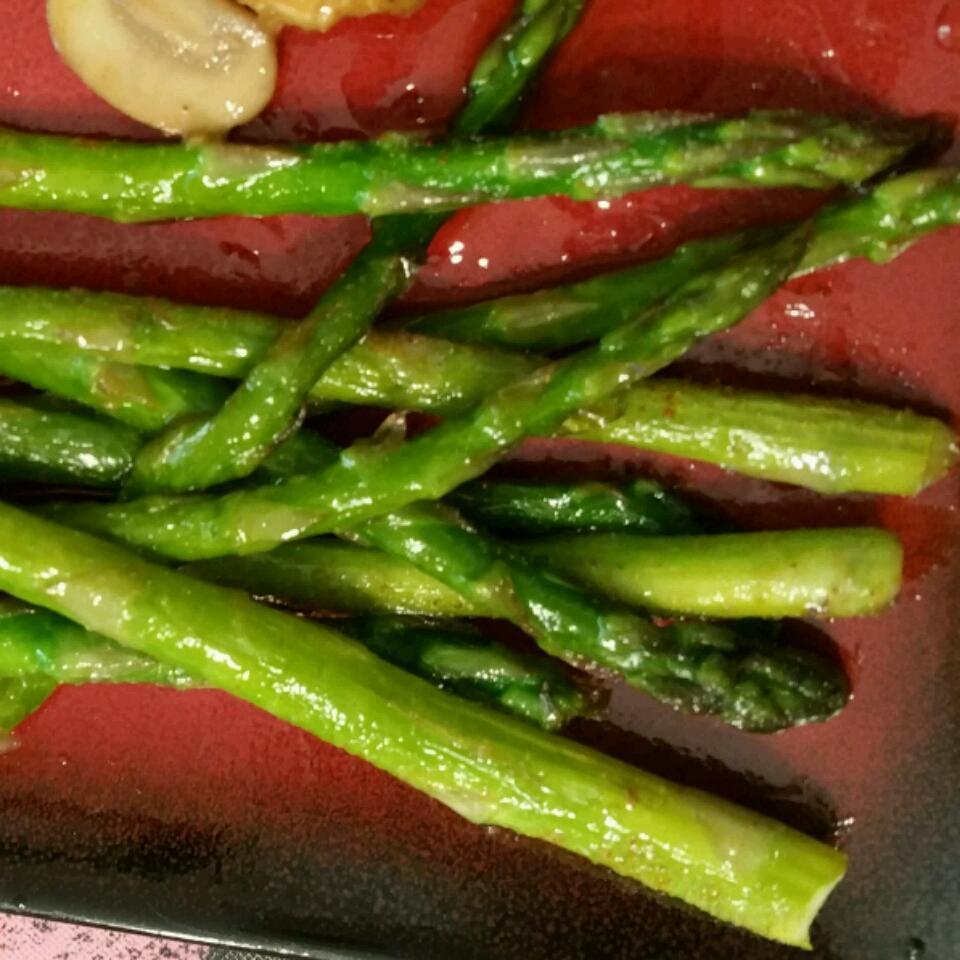 Easiest Asparagus Recipe Joey Rubin