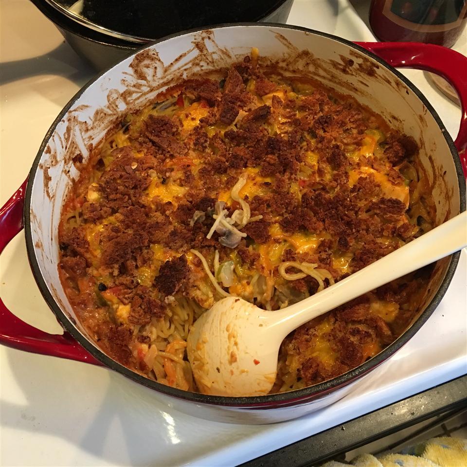 Baked Chicken Spaghetti Gabriel Miller