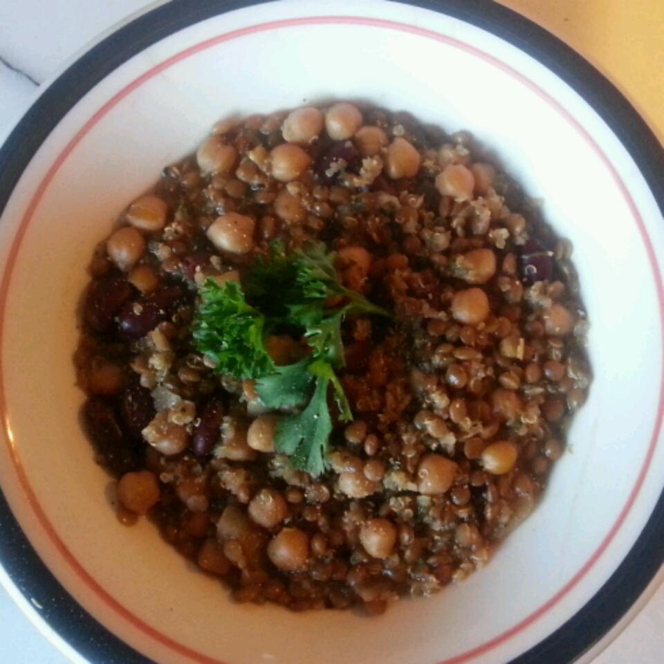 Moroccan Harira (Bean Soup) Babelfish042
