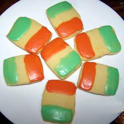 Irish Flag Cookies Melissa