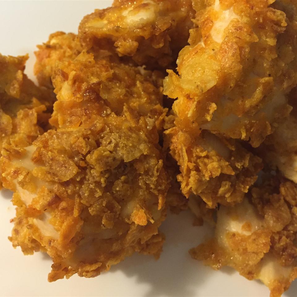 Kid-Friendly Chicken Nuggets Lauren Roach