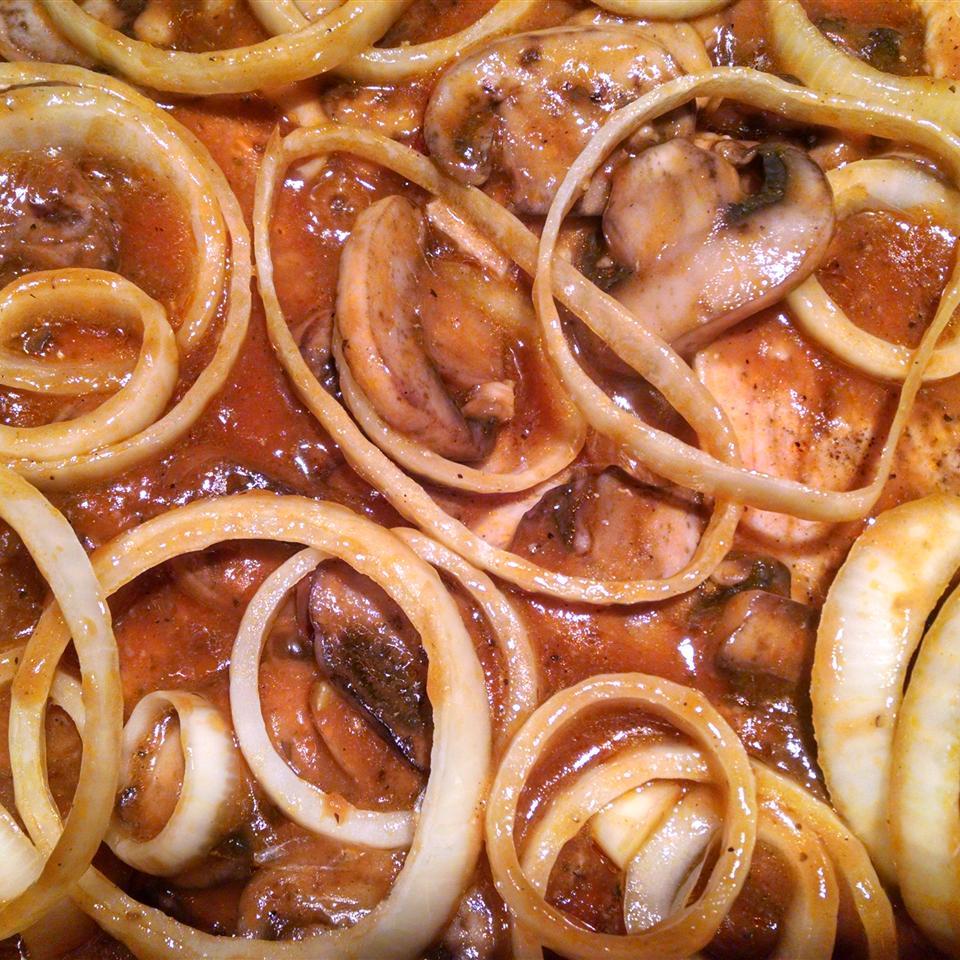 Pork Chops in Mushroom Gravy Cherylp