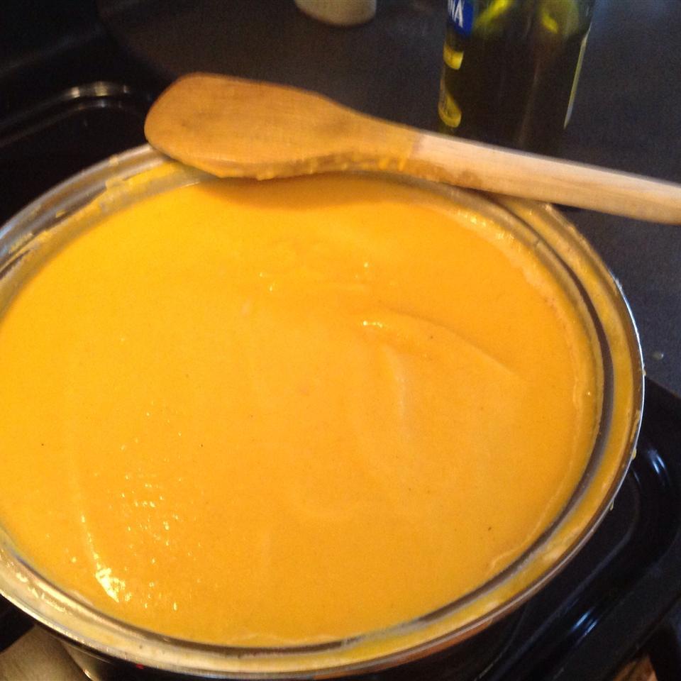 Spiced Butternut Squash Soup Regina Alouf