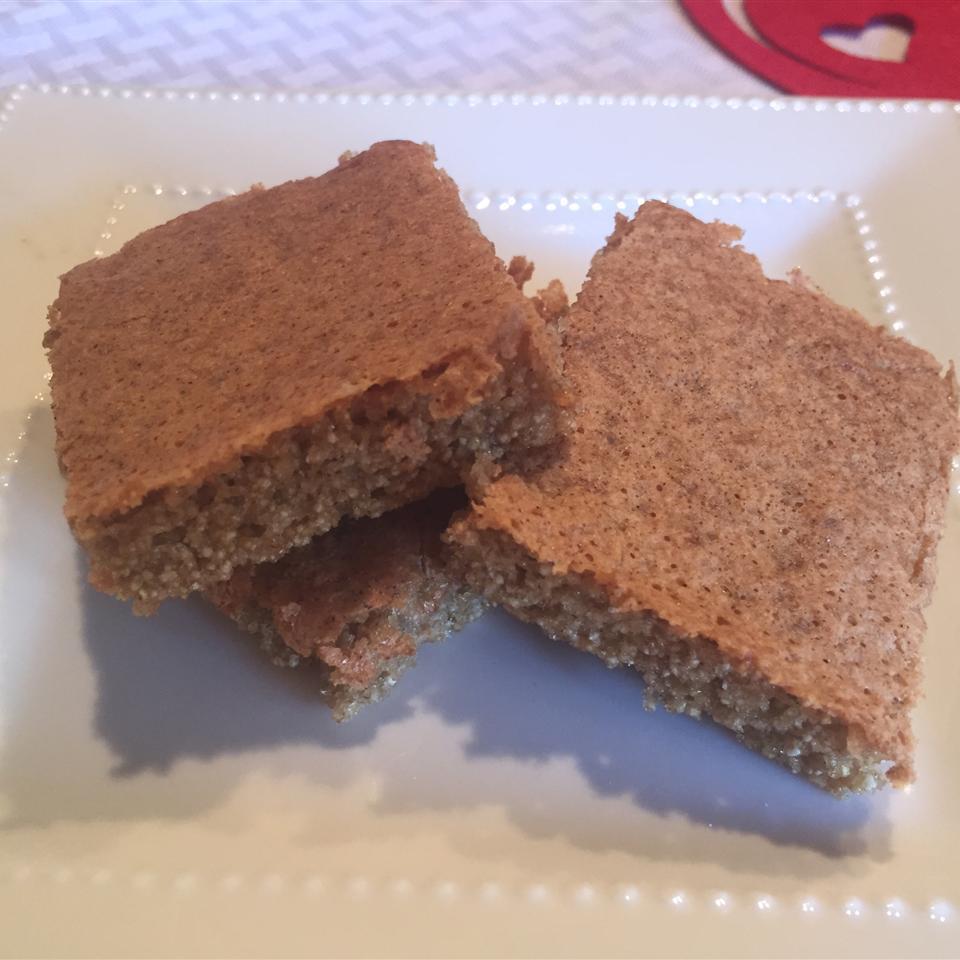 Dairy-Free Vanilla Brownies