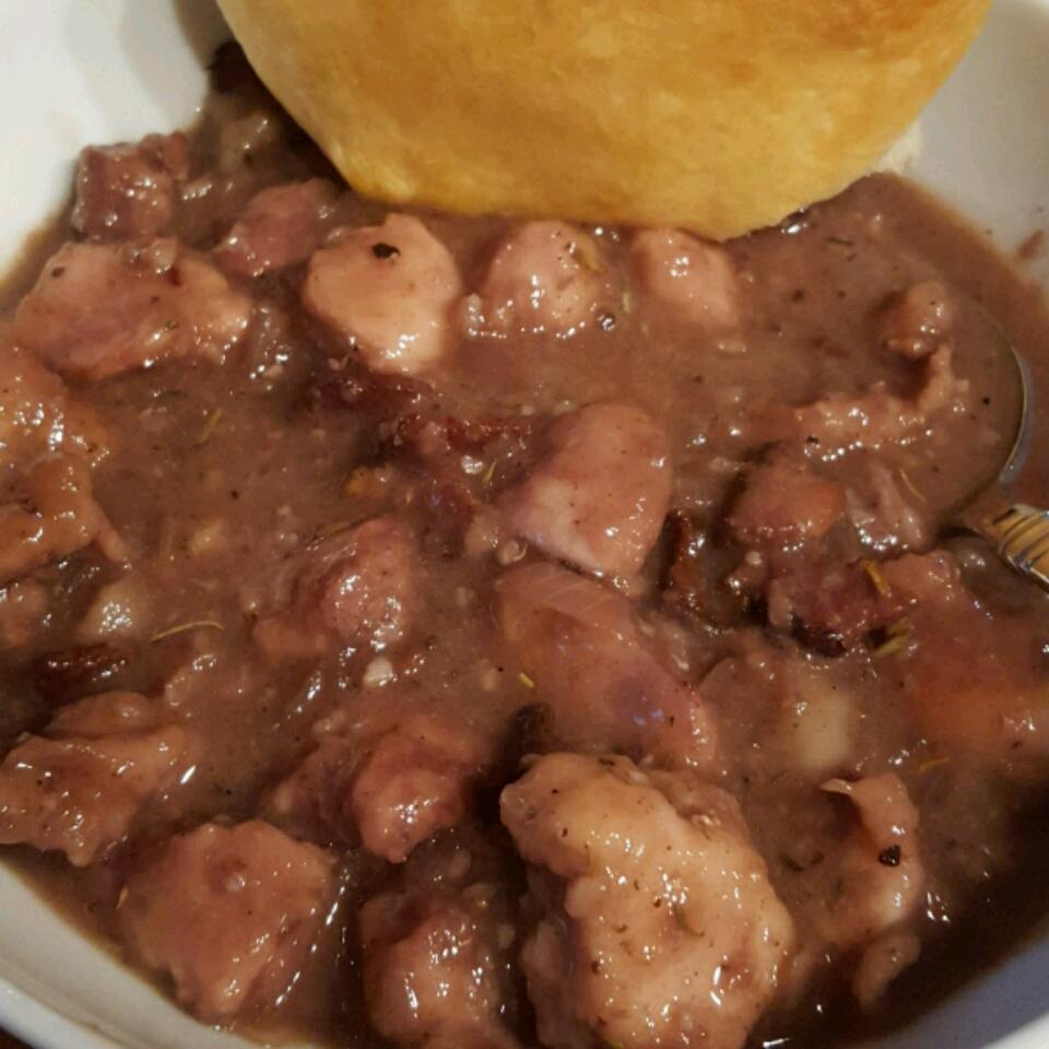 Hasenpfeffer (Rabbit Stew)