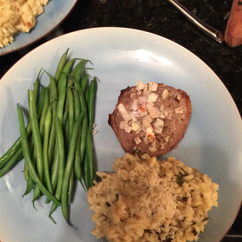 Easy Yet Romantic Filet Mignon