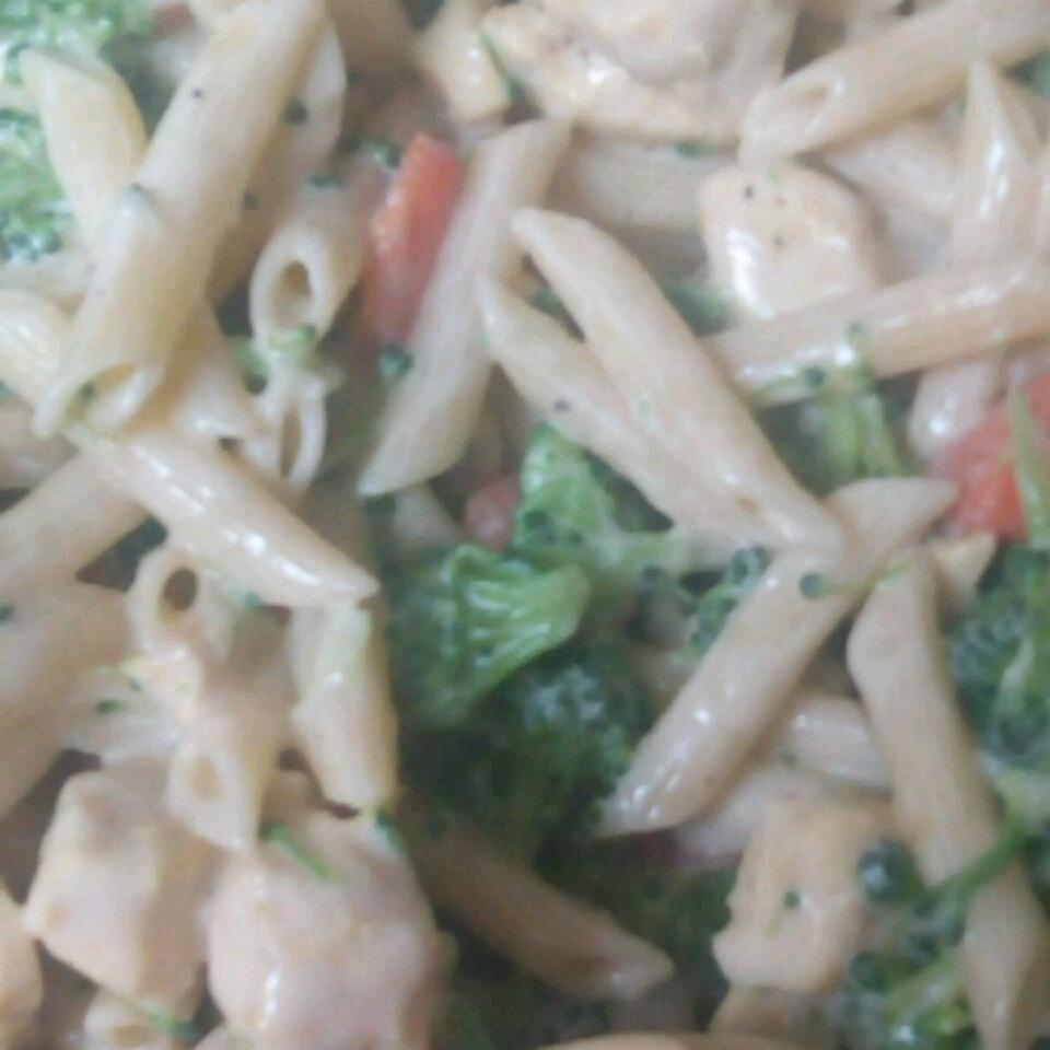 Lemon Chicken & Broccoli Alfredo Hanners