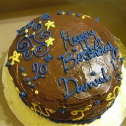 Double Chocolate Cake I