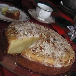 Vaselopita - Greek New Years Cake
