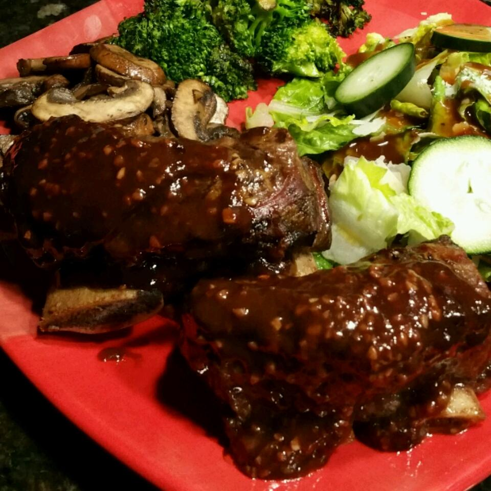 Insane Oven Beef Ribs