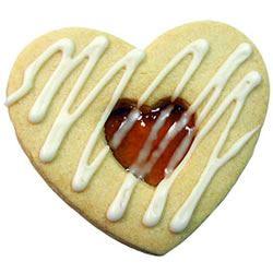 Easy Valentine Sandwich Cookies SUGARPLUMSCOOKIES
