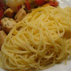 Pasta and Garlic amandak23k