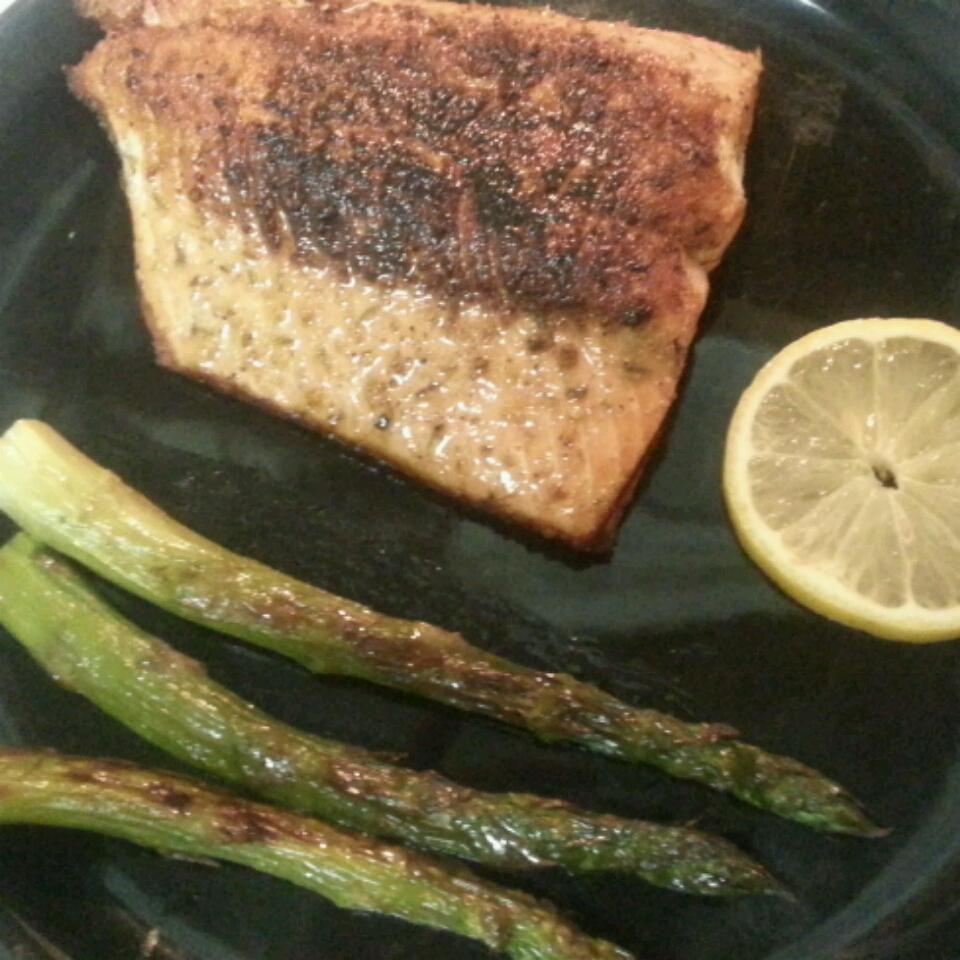 Pan Seared Salmon I