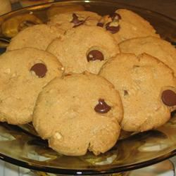 Perfect Cashew and Peanut Butter Gluten-free Cookies bizzie