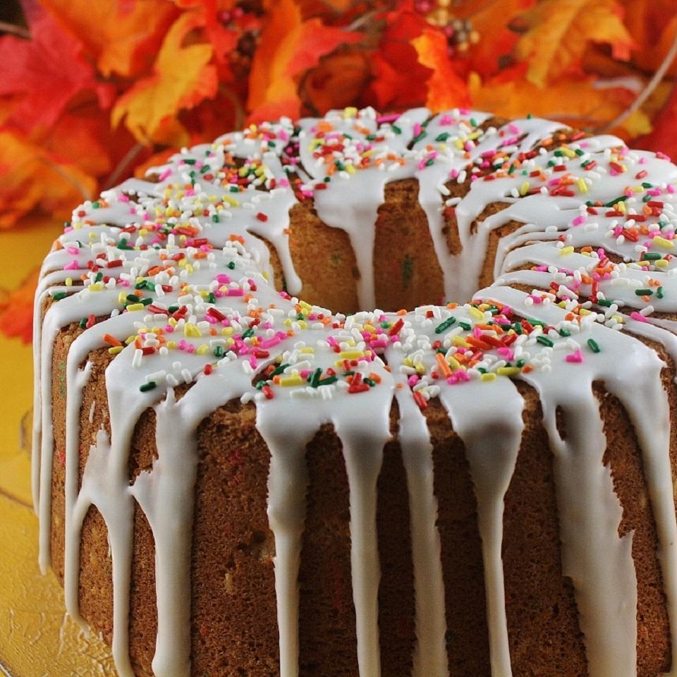 English Pound Cake Valerie Cain Cuff