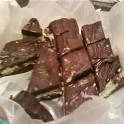 Mint Chocolate Fudge Susan