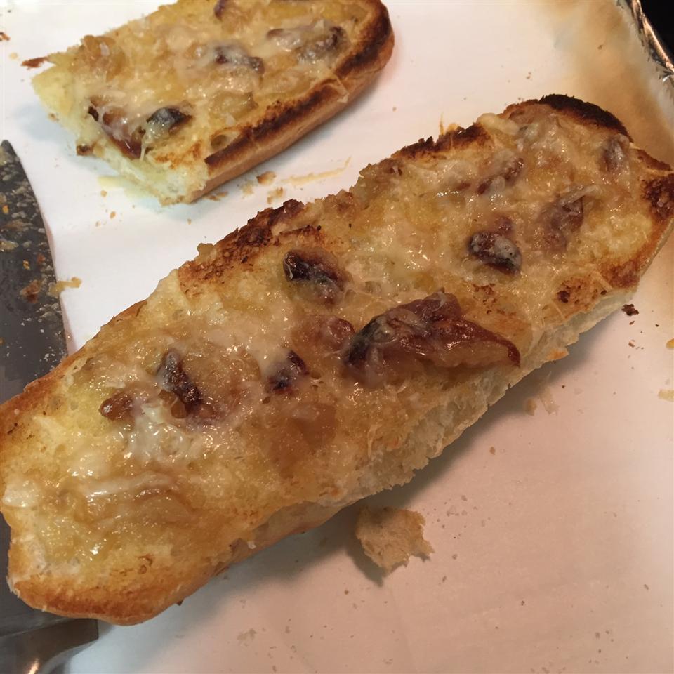 Roasted Garlic Bread
