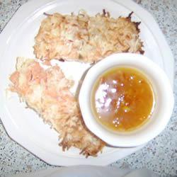 Orange Coconut Salmon amie