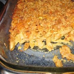 'Got Some Crust' Macaroni and Cheese JARRIE
