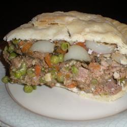 Beef Pot Pie III Sharyn