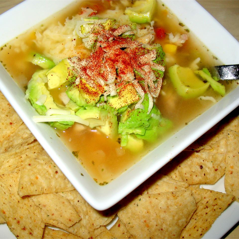 Zeke's Tortilla Soup PAMELA D. aPROpos of nothing