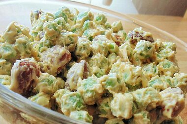 Pea Salad Recipe Allrecipes