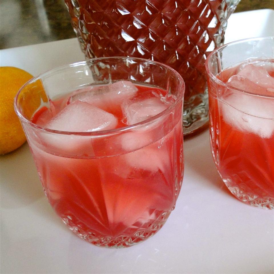 Raspberry Iced Tea SHORECOOK