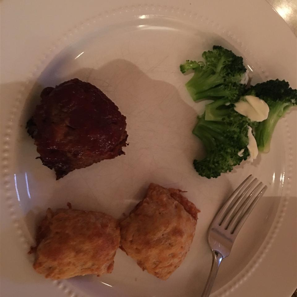Michelle's Marvelous Mini Meat Loaves
