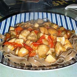 Porcini Mushroom Pasta