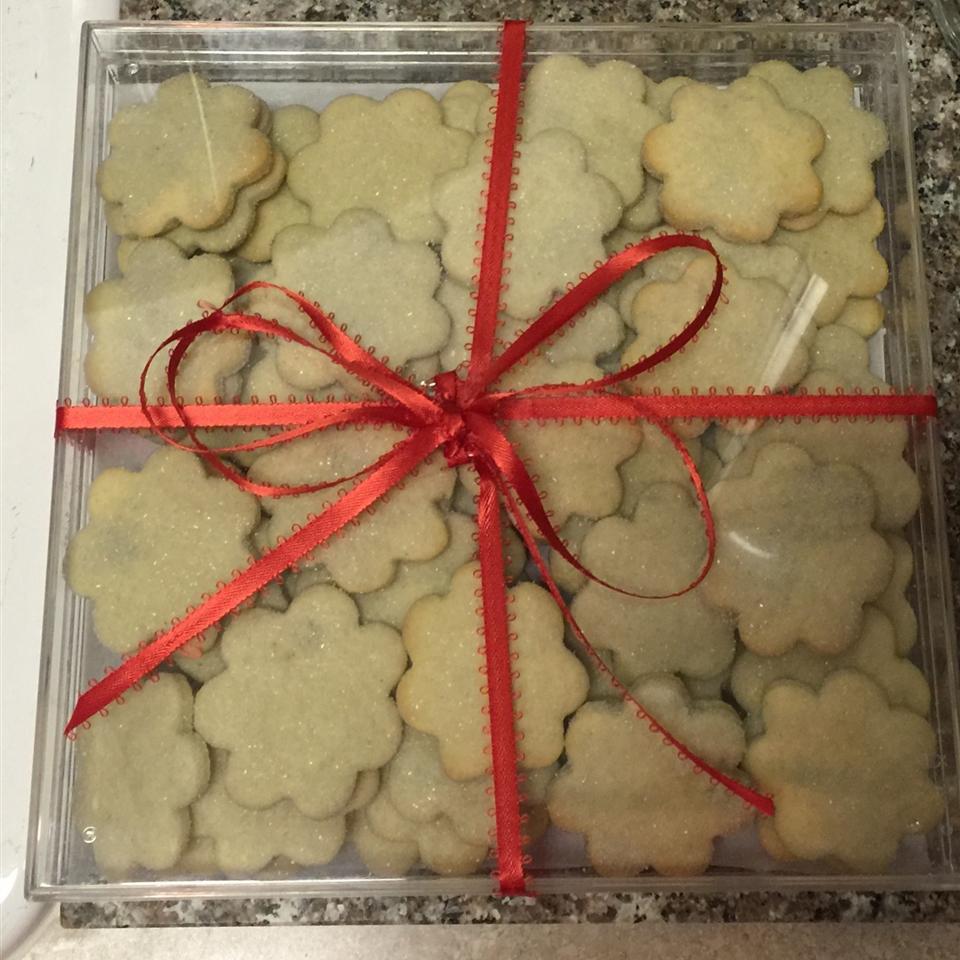 Sour Cream Cut-Out Cookies LIESEL