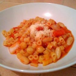 Andrea's Pasta Fagioli