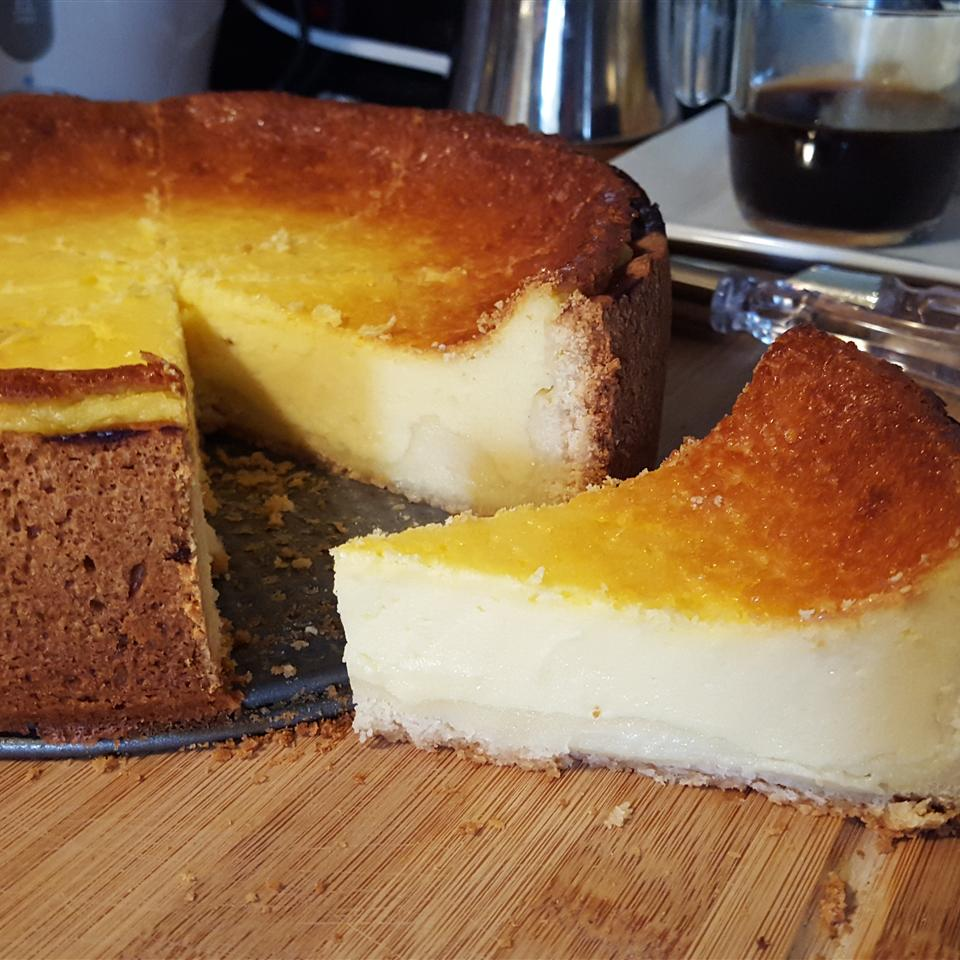 Isolde's German Cheesecake mkromwell
