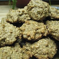 Egg-Free Low-Fat Oatmeal Cookies