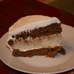 Tiramisu Layer Cake cat