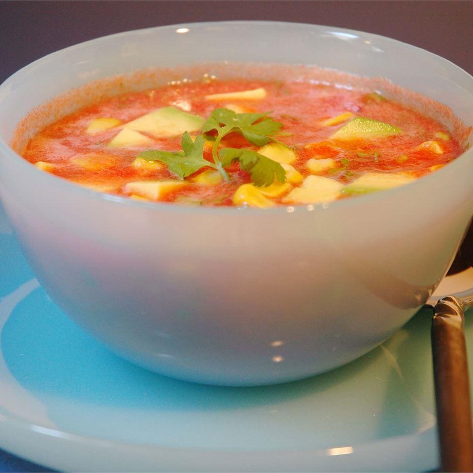 Swan's Summer Soup