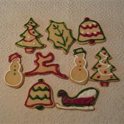 Sugar Cookies chessiebaby