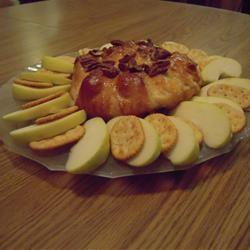 Honey Brie Spread Peach