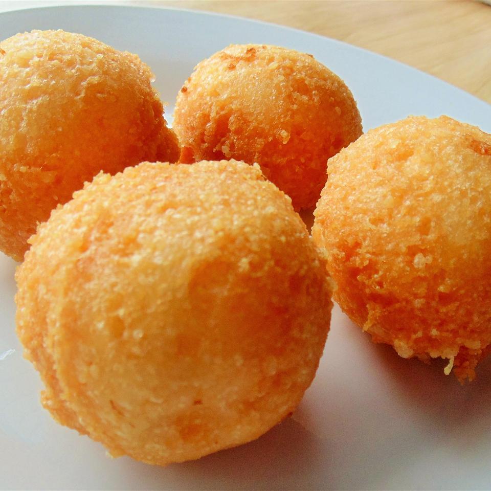 Parmesan Cheese Puffs