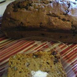 Chocolate Pecan Pumpkin Bread Lisa Dilbeck