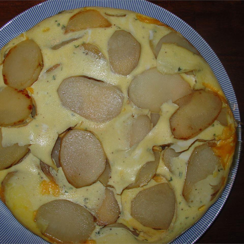 Tortilla de Patata (Spanish Tortilla) JenniferJP