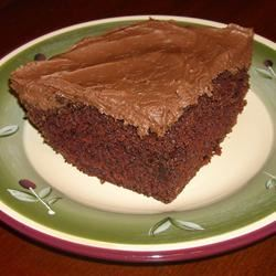 Aunt Mary's Chocolate Cake