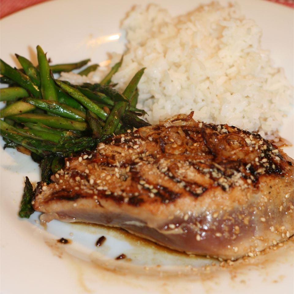 Sesame Seared Tuna