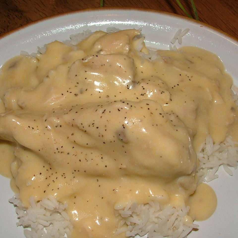 Easy Cheesy Chicken I docswife