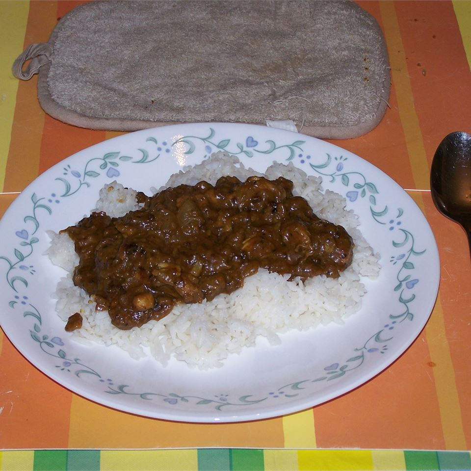 Sherry Chicken Curry Darryl