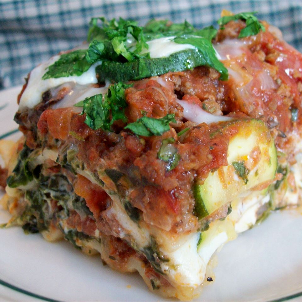 Lori's Spicy Chipotle Lasagna