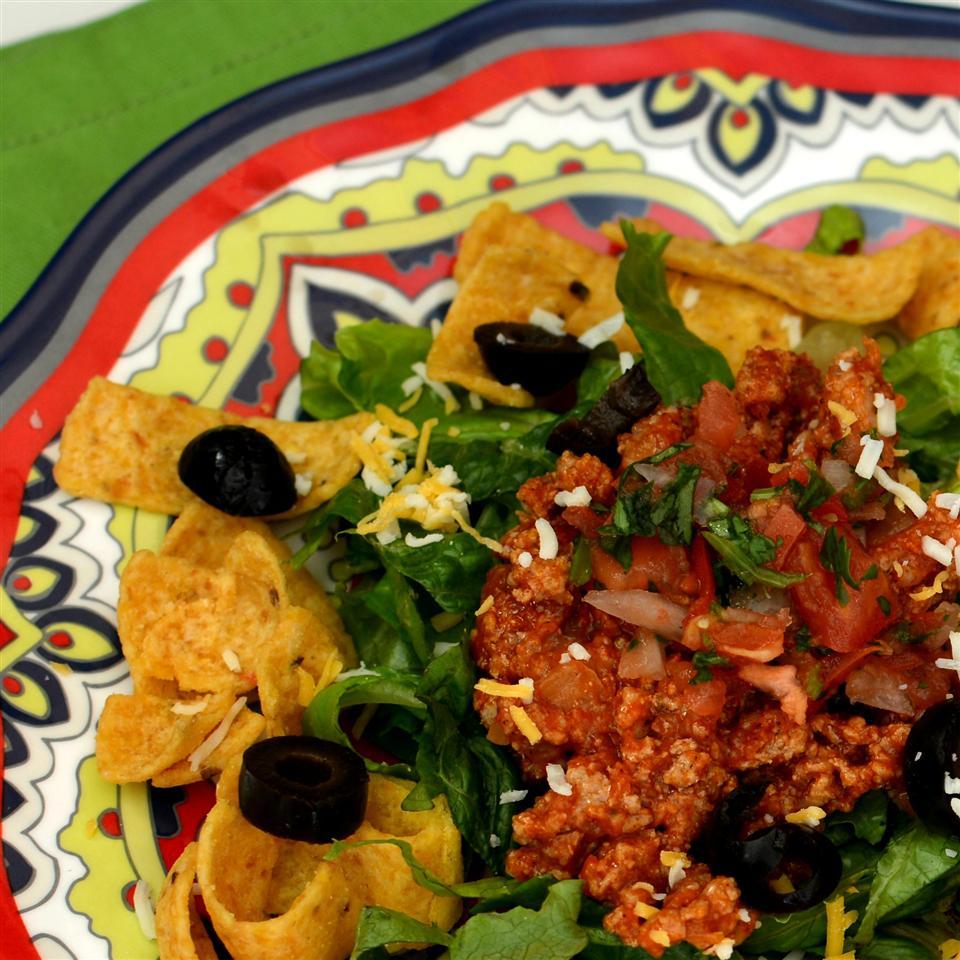 Quick Taco Salad bd.weld