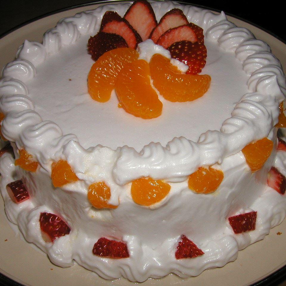 Chiffon Cake Lilibeth Bernardino Hashimoto