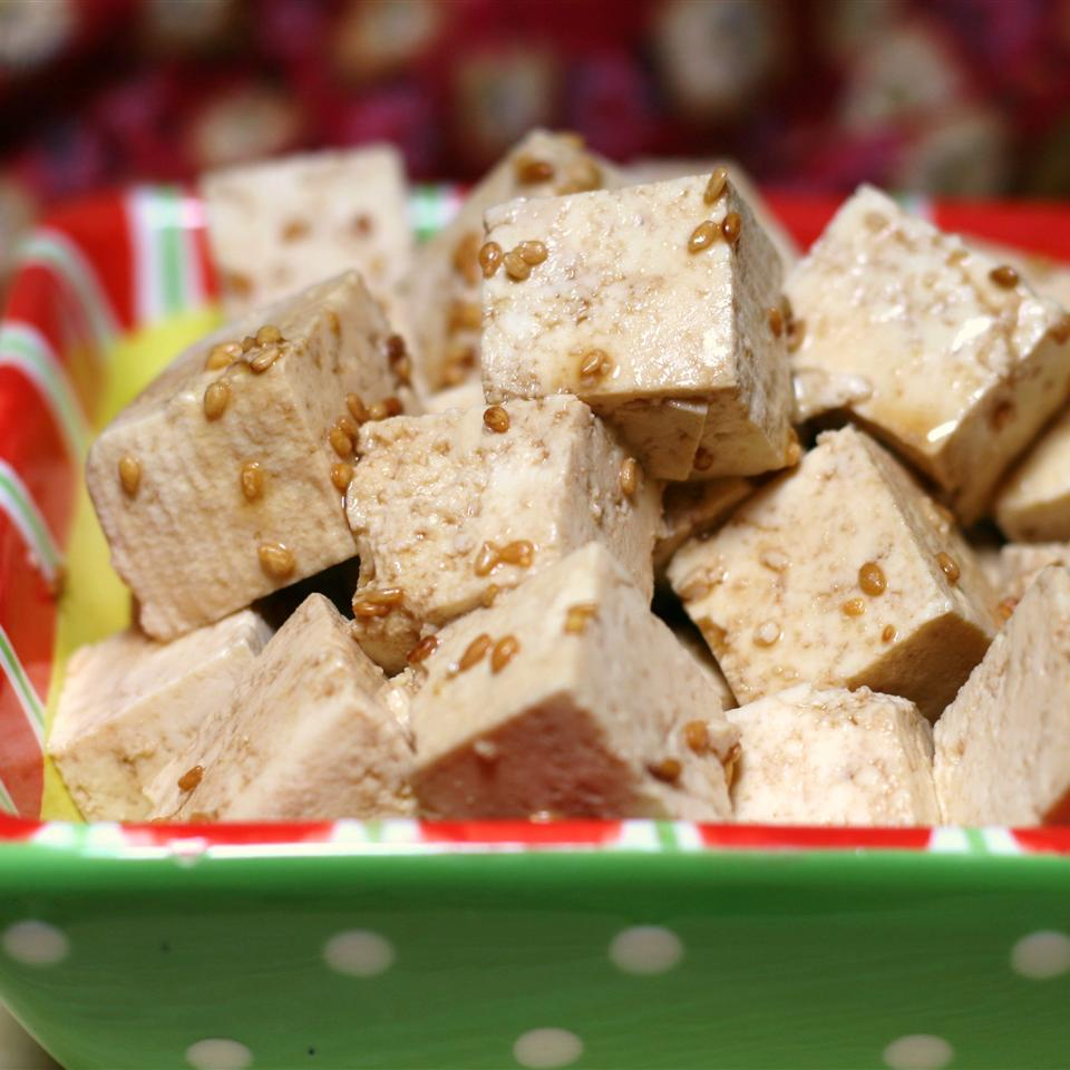 Easy Tofu Salad