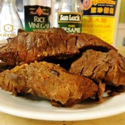 Asian Style Country Ribs